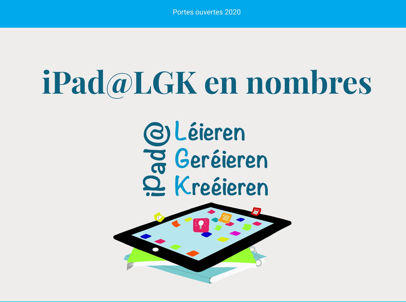 iPad@LGK en nombres